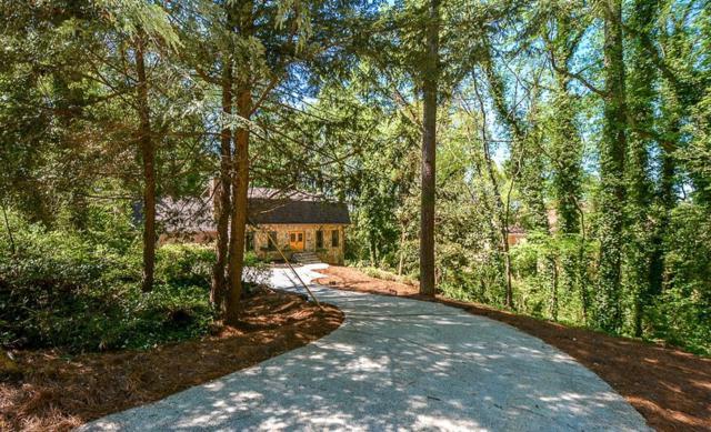 2755 Braithwood Road NE, Atlanta, GA 30345 (MLS #6522765) :: Iconic Living Real Estate Professionals