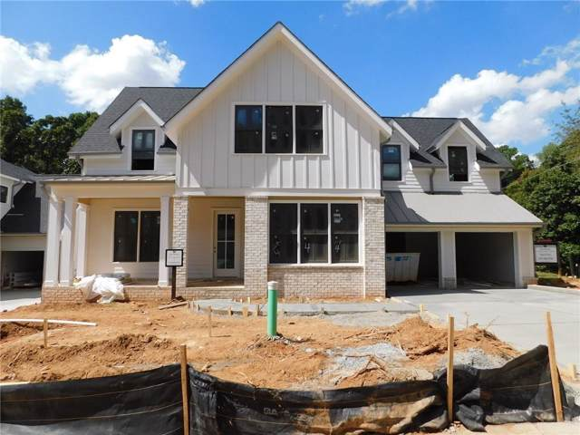 5320 Green Hill Place NE, Atlanta, GA 30342 (MLS #6528475) :: North Atlanta Home Team