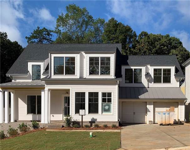 5300 Green Hill Place NE, Atlanta, GA 30324 (MLS #6528527) :: The Realty Queen Team