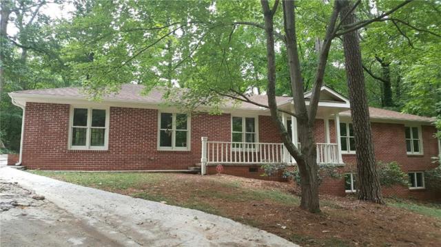 1604 Springbrook Drive, Decatur, GA 30033 (MLS #6531359) :: The Zac Team @ RE/MAX Metro Atlanta