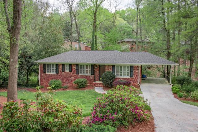 1749 Colt Drive, Chamblee, GA 30341 (MLS #6532976) :: North Atlanta Home Team
