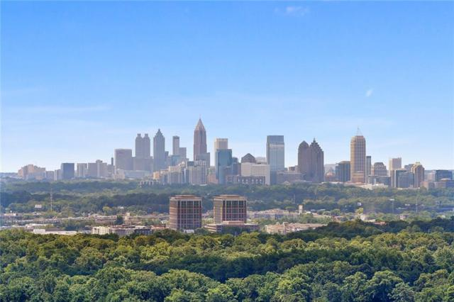 3475 Oak Valley Road #2810, Atlanta, GA 30326 (MLS #6534749) :: North Atlanta Home Team