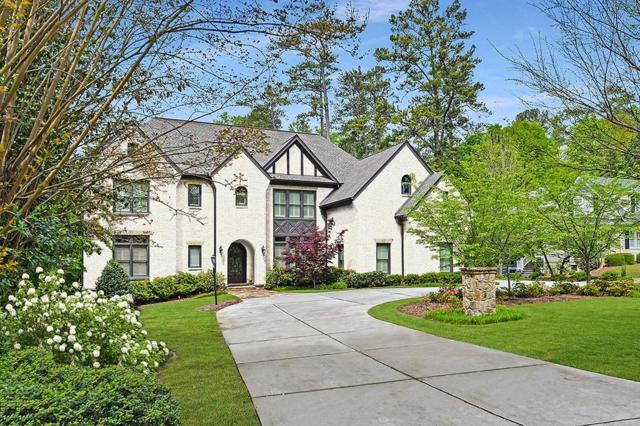 4210 Club Drive NE, Atlanta, GA 30319 (MLS #6535180) :: The Zac Team @ RE/MAX Metro Atlanta