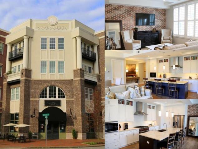 58 Canton Street #206, Alpharetta, GA 30009 (MLS #6539352) :: RE/MAX Paramount Properties