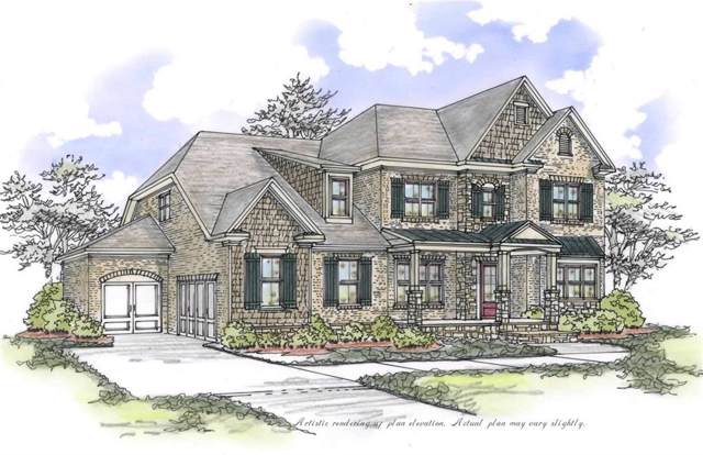 Lot 7 Merlot Drive NW, Acworth, GA 30101 (MLS #6550432) :: North Atlanta Home Team
