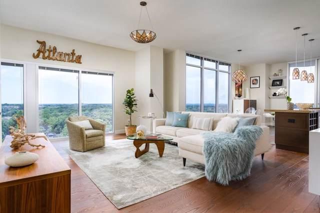 1820 Peachtree Street NW #1408, Atlanta, GA 30309 (MLS #6555382) :: RE/MAX Paramount Properties