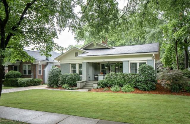 1018 E Lake Drive, Decatur, GA 30030 (MLS #6560750) :: The Heyl Group at Keller Williams