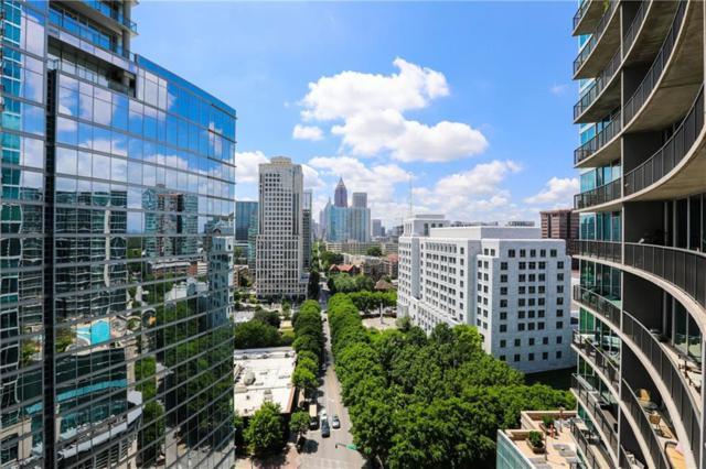 1080 Peachtree Street NE #1508, Atlanta, GA 30309 (MLS #6564185) :: Todd Lemoine Team