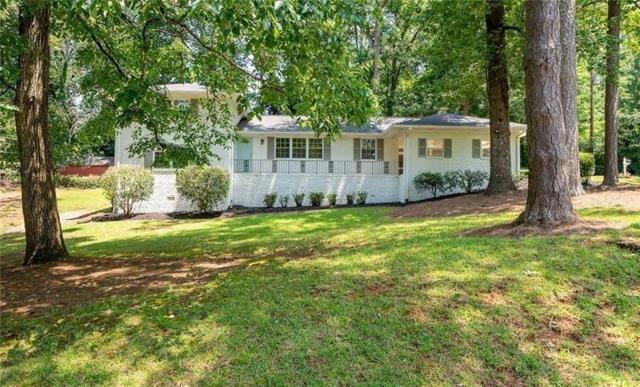 516 S Woodland Drive SW, Marietta, GA 30064 (MLS #6567600) :: RE/MAX Prestige