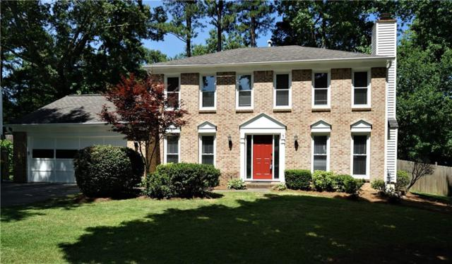 4241 Caleb Court, Peachtree City, GA 30092 (MLS #6568788) :: The Heyl Group at Keller Williams