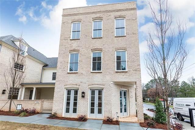 410 Clover Court #14, Roswell, GA 30075 (MLS #6574850) :: North Atlanta Home Team