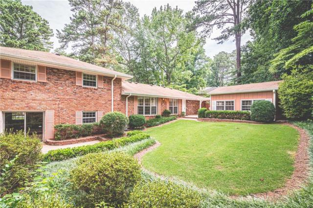 1977 Silvastone Drive NE, Atlanta, GA 30345 (MLS #6577425) :: North Atlanta Home Team