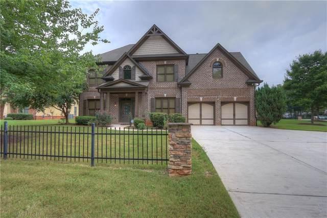 1207 SW Hambrick Road SW #1207, Stone Mountain, GA 30083 (MLS #6578558) :: North Atlanta Home Team