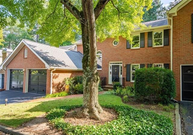 41 Pointe Terrace SE #41, Atlanta, GA 30339 (MLS #6578754) :: RE/MAX Prestige
