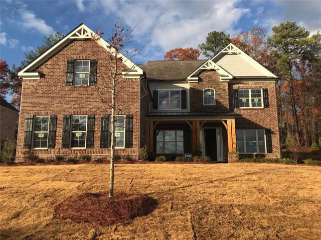 5270 Briarstone Ridge Way, Alpharetta, GA 30022 (MLS #6582026) :: RE/MAX Prestige