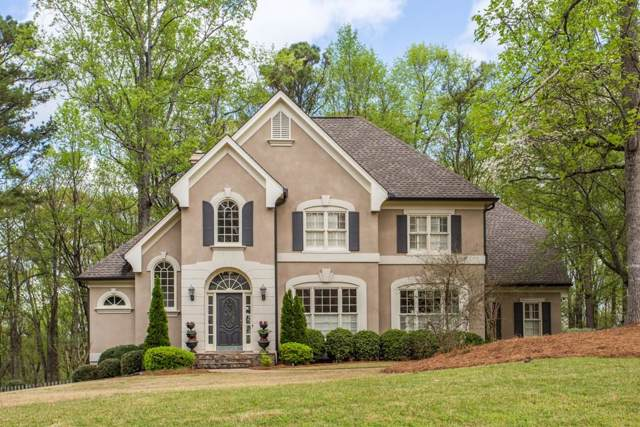 2110 Lake Grove Lane, Milton, GA 30004 (MLS #6584663) :: The Cowan Connection Team