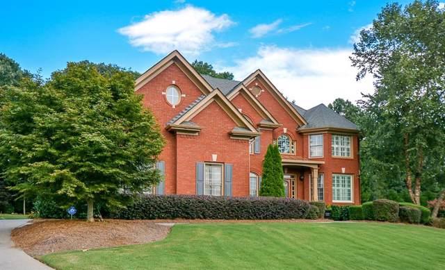 545 The Hermitage Drive, Alpharetta, GA 30004 (MLS #6597303) :: North Atlanta Home Team