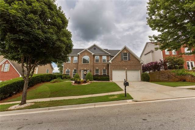 1709 Maybell Trail, Lawrenceville, GA 30044 (MLS #6598047) :: The North Georgia Group