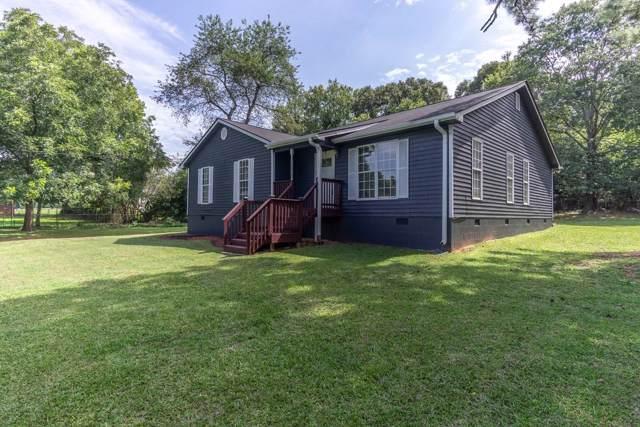 1269 Kesler Road, Winder, GA 30680 (MLS #6601197) :: The Heyl Group at Keller Williams