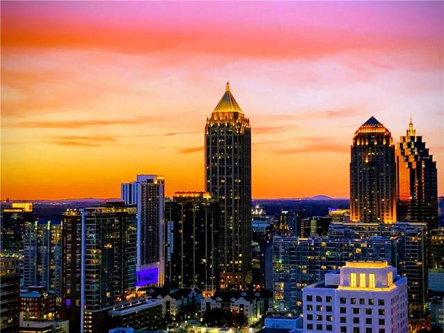 855 Peachtree Street NE #2706, Atlanta, GA 30308 (MLS #6601818) :: The Zac Team @ RE/MAX Metro Atlanta
