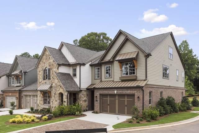 4157 Avid Park NE #14, Marietta, GA 30062 (MLS #6606190) :: North Atlanta Home Team