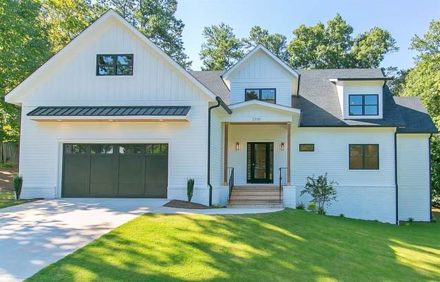 2330 Hills Lane Drive SE, Smyrna, GA 30080 (MLS #6606215) :: North Atlanta Home Team