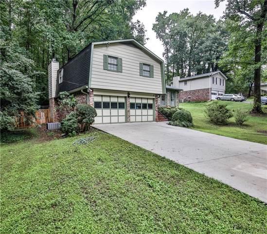 4883 Rock Haven Drive SW, Lilburn, GA 30047 (MLS #6608706) :: North Atlanta Home Team