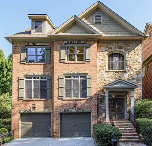 1140 Chantilly Commons Drive NE, Atlanta, GA 30324 (MLS #6609001) :: North Atlanta Home Team