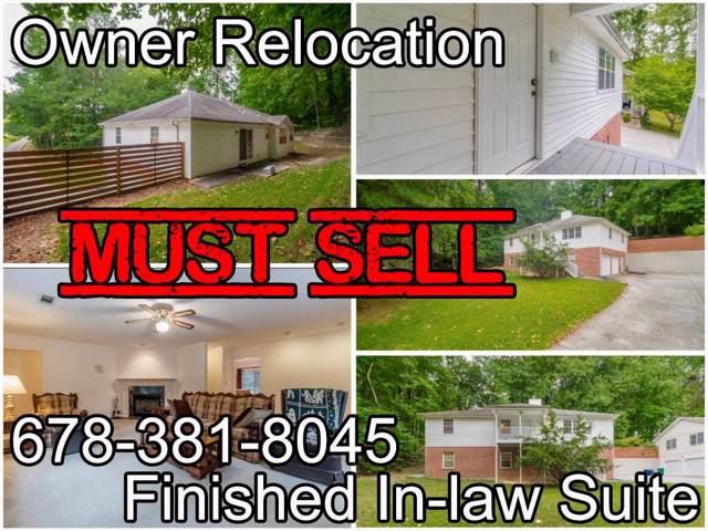 5163 Lakeside Drive, Dunwoody, GA 30360 (MLS #6609726) :: North Atlanta Home Team