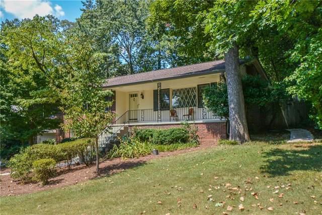 2098 Trailmark Drive, Decatur, GA 30033 (MLS #6610865) :: North Atlanta Home Team