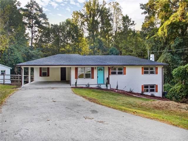 307 Wildwood Drive, Dallas, GA 30132 (MLS #6614451) :: North Atlanta Home Team
