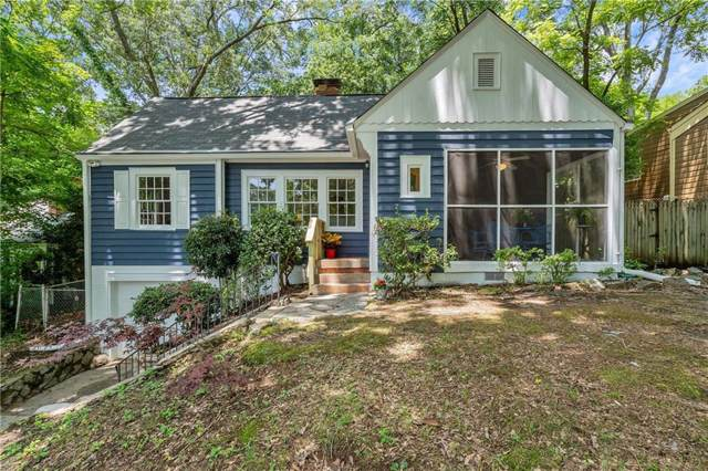 2038 Howard Circle NE, Atlanta, GA 30307 (MLS #6616695) :: North Atlanta Home Team