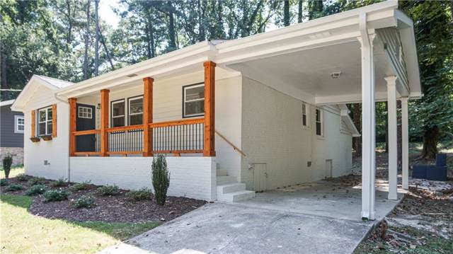 3224 Hollydale Drive SW, Atlanta, GA 30311 (MLS #6616748) :: Kennesaw Life Real Estate