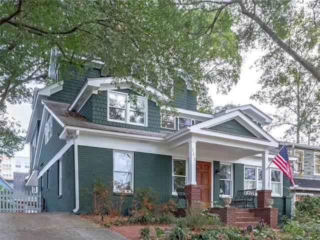 382 Peachtree Avenue NE, Atlanta, GA 30305 (MLS #6617578) :: Charlie Ballard Real Estate