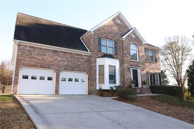2677 Achillea Court SW, Marietta, GA 30064 (MLS #6618576) :: North Atlanta Home Team