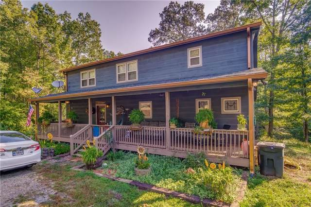 116 Modal Lane, Ellijay, GA 30540 (MLS #6619200) :: North Atlanta Home Team