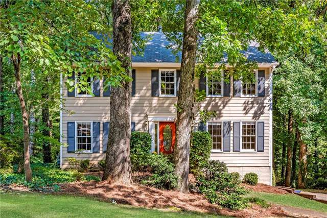2830 Missy Drive, Marietta, GA 30062 (MLS #6619271) :: North Atlanta Home Team