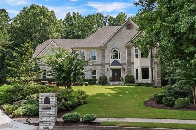 580 Twinflower Court, Roswell, GA 30075 (MLS #6621088) :: North Atlanta Home Team