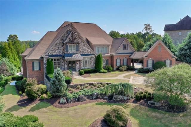 15911 Manor Club Drive, Milton, GA 30004 (MLS #6622200) :: North Atlanta Home Team