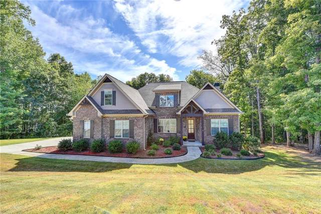 407 Lakeshore Drive, Monroe, GA 30655 (MLS #6623025) :: North Atlanta Home Team