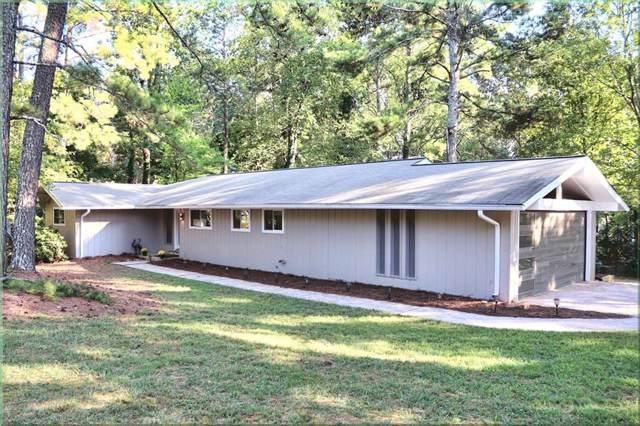 3734 Overlook Trail NW, Kennesaw, GA 30144 (MLS #6623929) :: North Atlanta Home Team