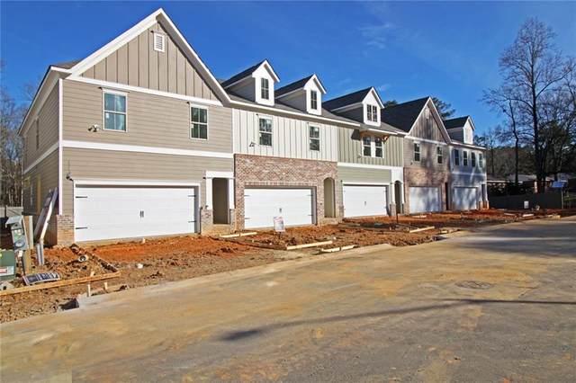 1084 Lawanna Drive #5, Marietta, GA 30062 (MLS #6624658) :: North Atlanta Home Team