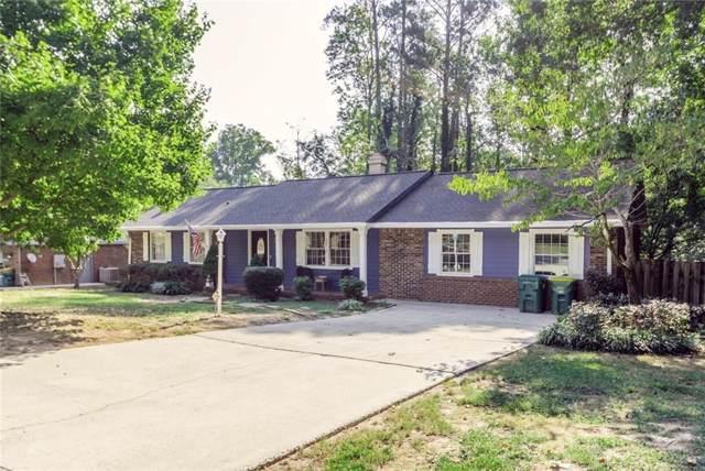 6814 Lockridge Drive, Atlanta, GA 30360 (MLS #6626598) :: North Atlanta Home Team