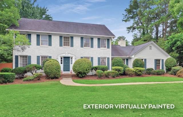 4530 Dartmoor Drive NE, Marietta, GA 30067 (MLS #6627239) :: North Atlanta Home Team