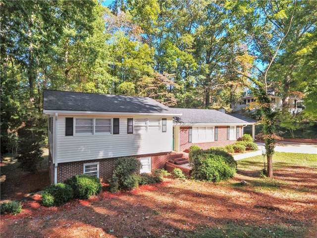 660 Fulton Drive, Gainesville, GA 30501 (MLS #6629408) :: The Realty Queen Team
