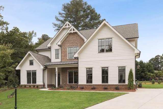 2365 Charleston Manor Lane, Suwanee, GA 30024 (MLS #6630161) :: North Atlanta Home Team