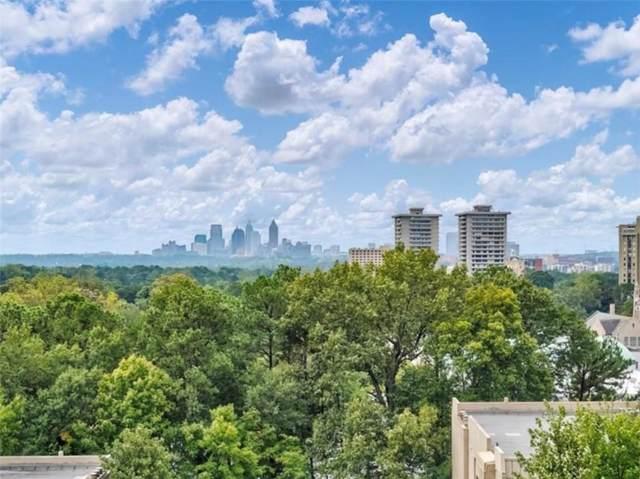 2795 Peachtree Road NE #708, Atlanta, GA 30305 (MLS #6630829) :: North Atlanta Home Team