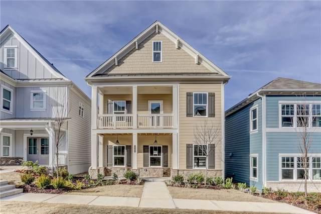 1807 Willow Way NW, Atlanta, GA 30318 (MLS #6634057) :: North Atlanta Home Team