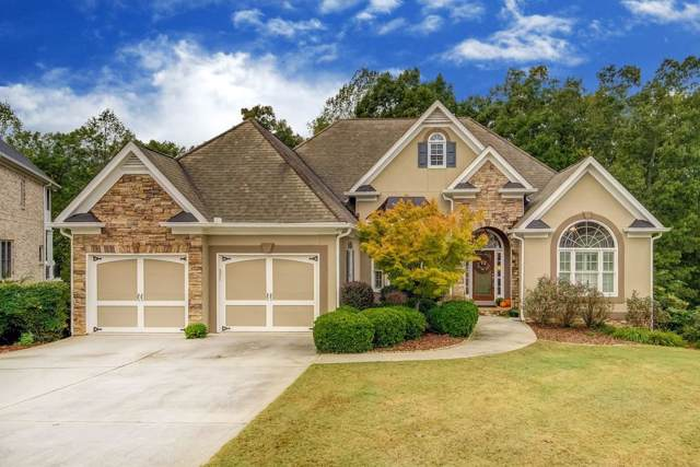 5017 Cambridge Lane, Villa Rica, GA 30180 (MLS #6634058) :: Charlie Ballard Real Estate