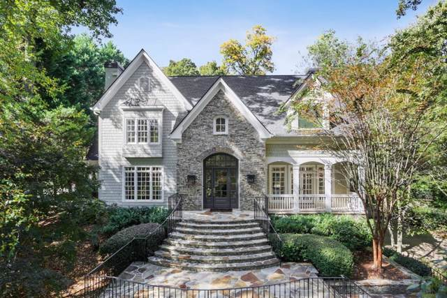 4412 Club Drive NE, Atlanta, GA 30319 (MLS #6637061) :: The North Georgia Group